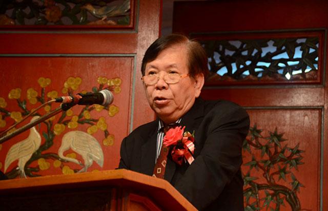 缅甸华商商会第三十三届新任理监事就职典礼隆重举行