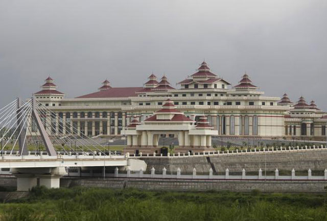 缅甸公司法及外资法