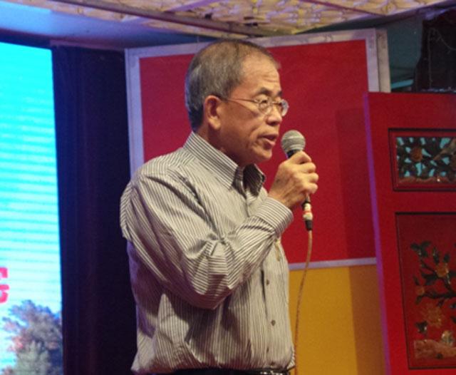 缅甸华商商会热烈欢迎由吴荣学总经理为首的云南瑞丽国门春城城市开发有限公司一行(7)位访缅代表团