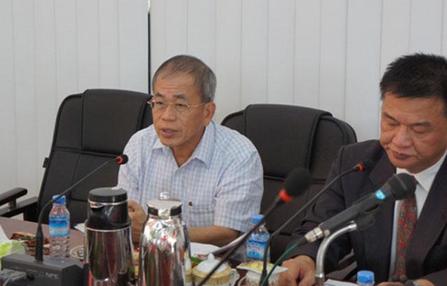 中国—东盟自由贸易网来访缅华商