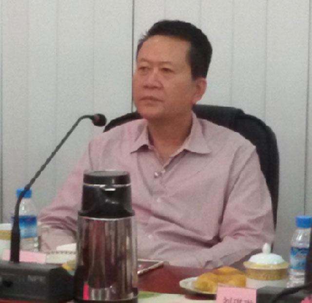 缅甸华商商会热烈欢迎云南省红河州委刘琪琳副书记为首的一行(16)位访缅代表团
