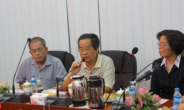 广西侨商协会访问缅甸华商商会
