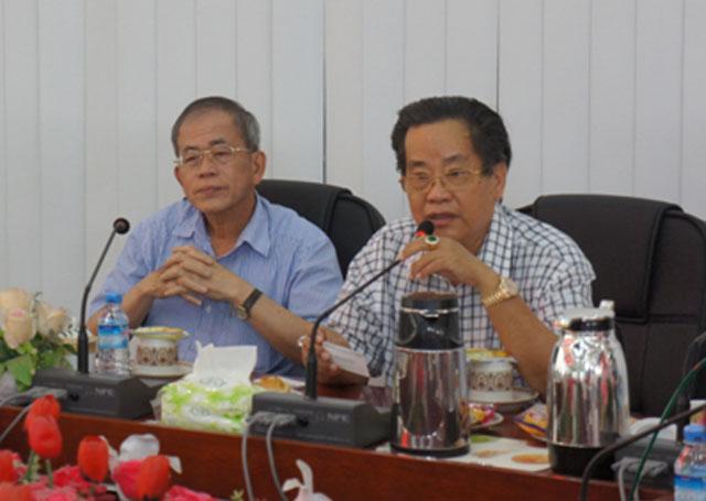 广东省汕头市人大常委到访缅甸华商商会