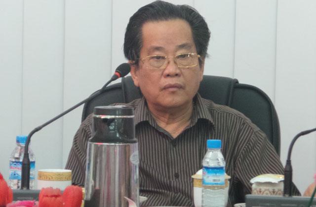 緬甸華商商會熱烈歡迎中國雲南省德宏州工商訪緬代表團肖佔先團長為首的一行(16)位代表