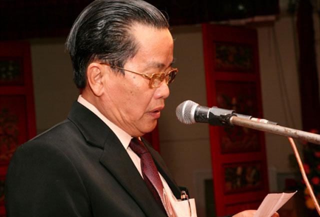 缅华各界热烈欢迎洪 亮大使阁下抵缅履新宴会 在缅甸华商总会隆重举行