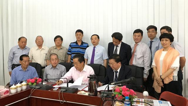 缅甸中华总商会热烈欢迎武汉市委张学忙常委 为首的一行(10)位访缅代表团