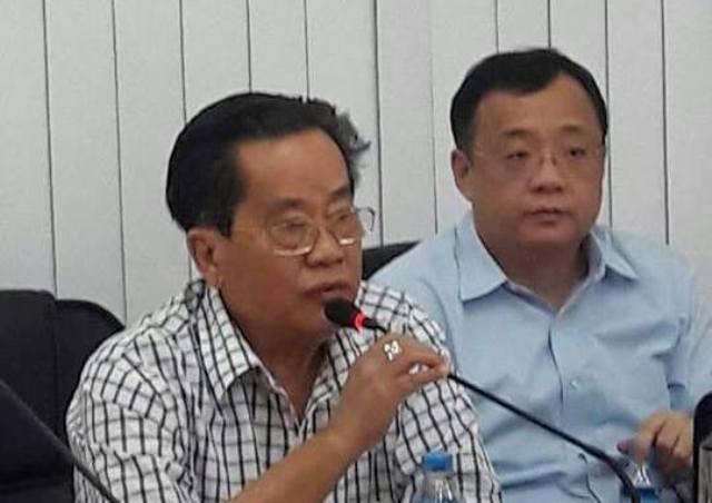厦门建发股份有限公司郑永达团长拜访缅甸中华总商会