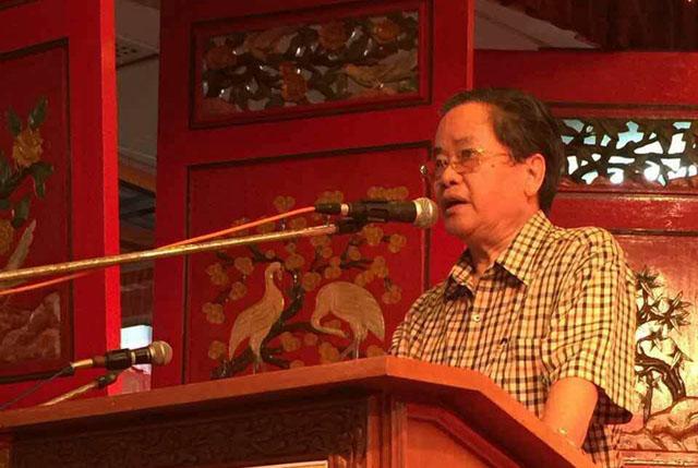 缅甸中华总商会热烈欢迎新加坡中小企业老板商会 王清海主席为首的一行(40)位访缅代表团