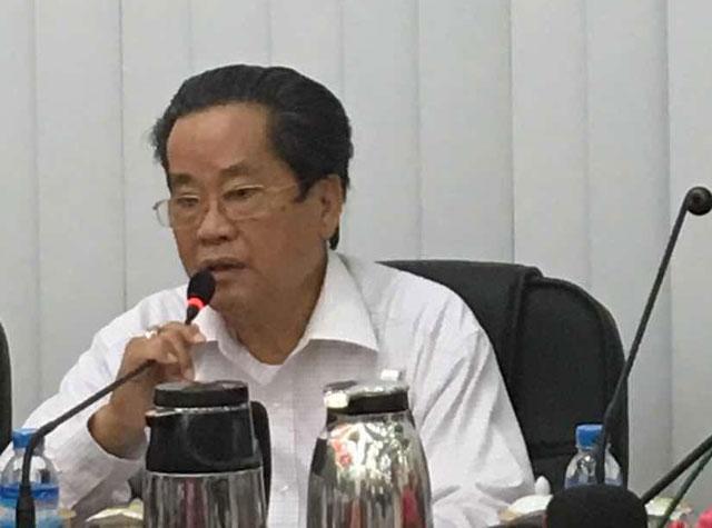 缅甸中华总商会热烈欢迎中国海外交流协会 经济科技部 夏付东 副部长 为首的一行(3)位访缅代表团