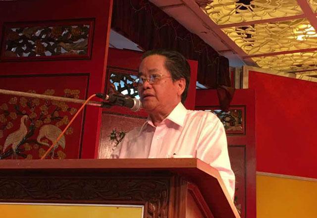 缅甸中华总商会热烈欢迎中国精英企业家高华兵 会长为首的一行(27)位访缅代表团
