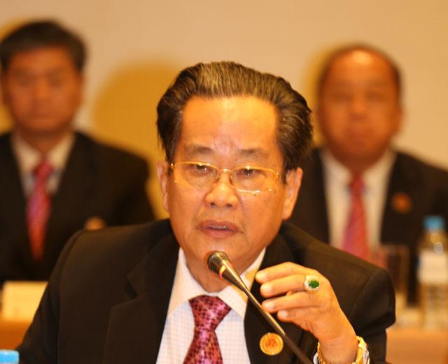 第十四届世界华商大会将于明年9月8日 在缅甸仰光隆重举行