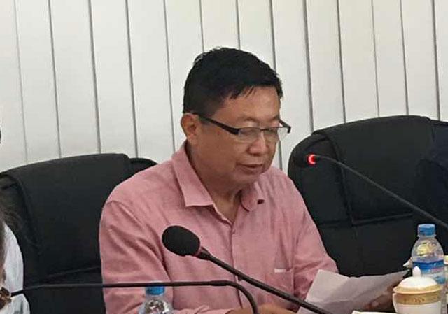 缅甸中华总商会接待江西省侨联经济文化交流访问团