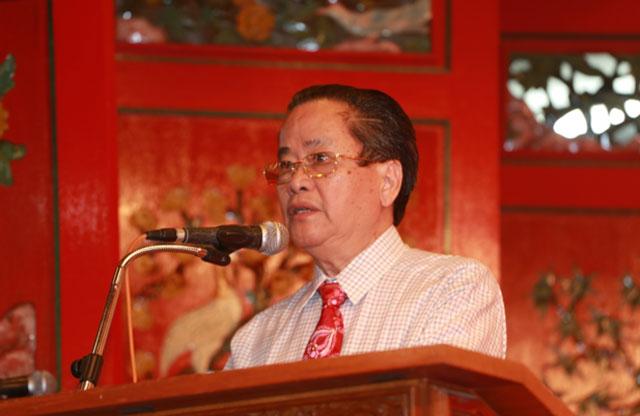 缅华各界27个团体共同推动成功举办第十四届世界华商大会