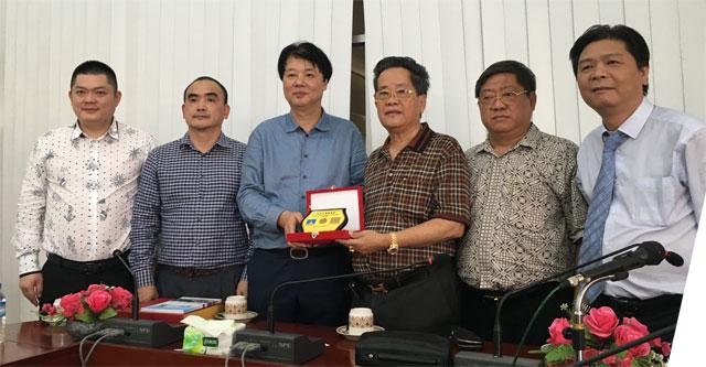 缅甸中华总商会接待福建省莆田市商贸考察团