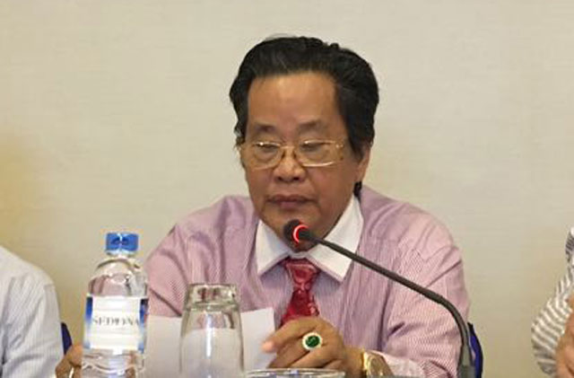 缅甸中华总商会热烈欢迎 由泰国中华总商会陈振治主席率领的世界华商大会秘书处考察团