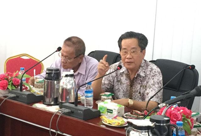 缅甸中华总商会热情接待云南保山市侨办代表团