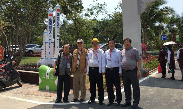 缅甸中华总商会代表团访问海南文昌、海口、三亚市受到热烈欢迎