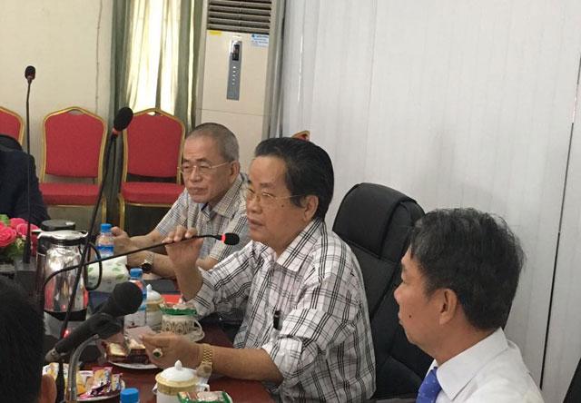 缅甸中华总商会热情接待KBZ银行高级业务管理团队的到访