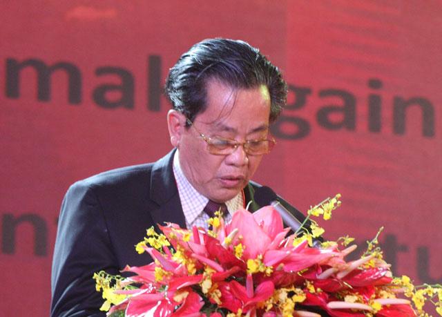 第十四届世界华商大会举行欢迎晚宴