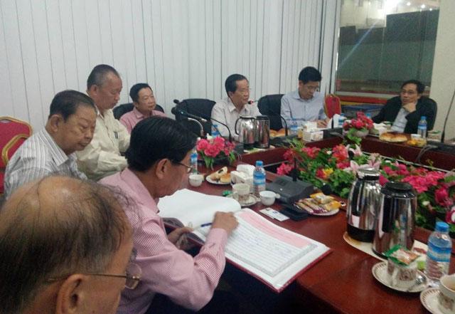 缅甸中华总商会热烈欢迎黄志强总经理为首的中国信保公司代表团的到访