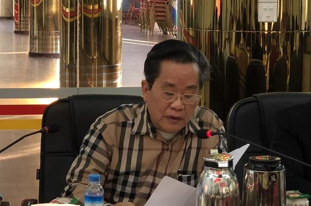 缅甸中华总商会热烈欢迎湖南省政府考察团