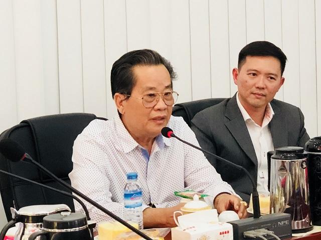 新加坡OCBC银行集团唐惠龙副总裁到访缅甸中华总商会