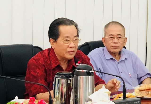 缅甸中华总商会热烈欢迎日本IT界企业家代表团到访