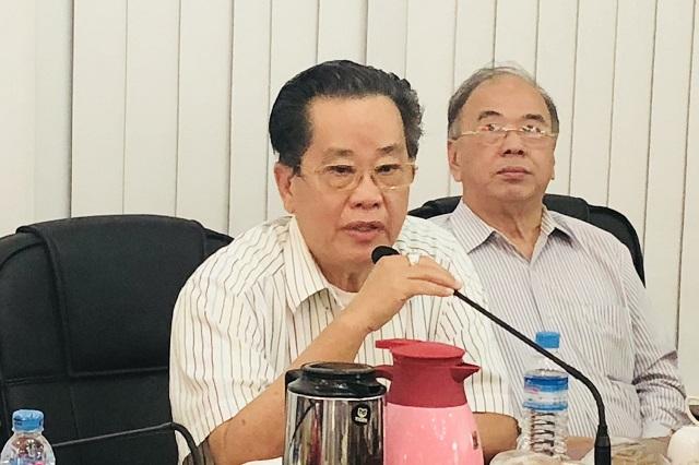 热烈欢迎广州市花都区商务局张文隆副局长一行 莅临缅甸中华总商会参观交流