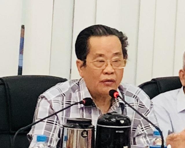 缅甸中华总商会与中国南宁市归国华侨联合会签署友好合作协议书