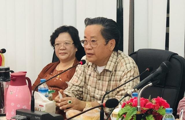 广东省政协外事侨务委员会到访缅甸中华总商会