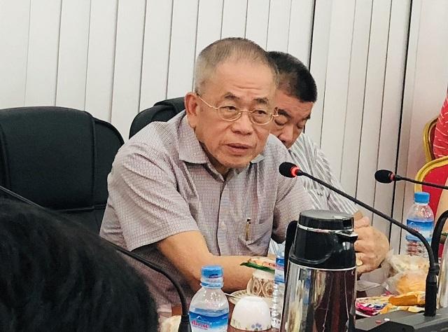 缅甸中华总商会热烈欢迎中国安徽省归国华侨联合会一行代表团