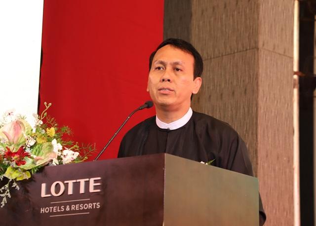 缅甸中华总商会成立110周年庆典