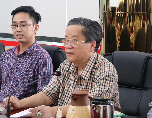 中缅经济合作发展促进会李福泉会长拜访缅甸中华总商会并与商会吴继垣会长签署战略合作协议
