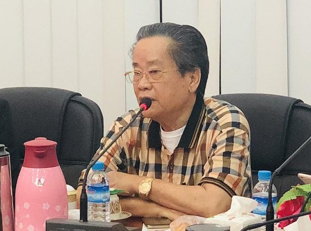 缅甸中华总商会热烈欢迎香港华人女企业家协会石蕙茵团长一行代表团莅临交流访问