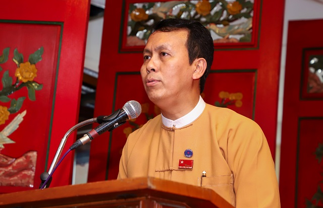 """缅甸中华总商会将组团赴英国参加第十五届世界华商大会 推动全球华商参与缅甸国家发展及""""一带一路""""建设"""