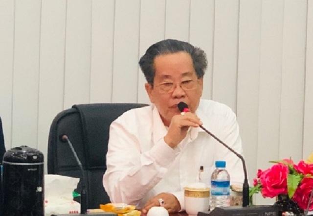 热烈欢迎湖南省工商联主席张健一行代表团到访缅甸中华总商会