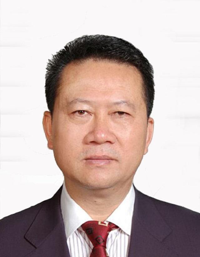 林文猛会长(缅甸中华总商会第35届会长)