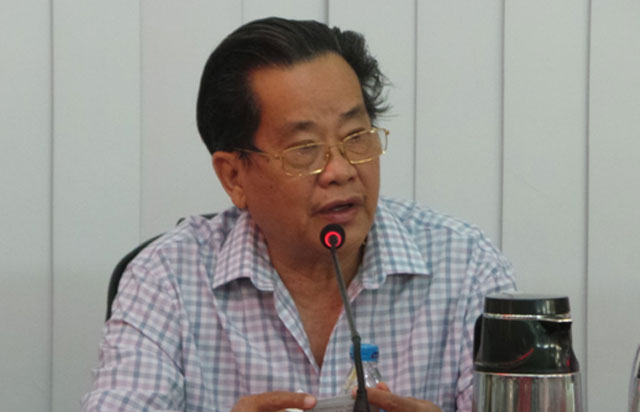 缅甸华商商会热烈欢迎大连市中国——东盟交流协会访缅代表团