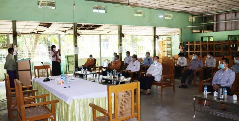 社会责任,使命担当记缅甸中华总商会的持续抗疫